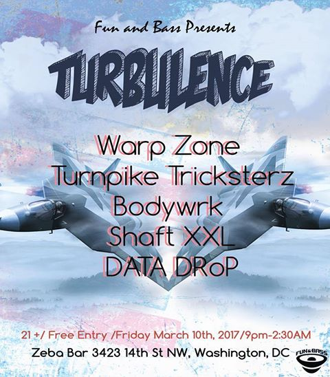 fun and bass turbulence