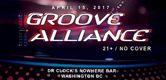 Groove Alliance with InnoVadar, Tim Humphrey, Matt Dillon & Rick Next Door at Dr Clock's Nowhere Bar