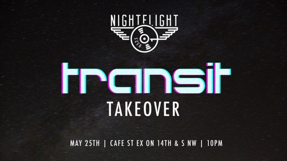 NightFlight Transit Takeover with Shaft XXL, Crispanic, Ramiro & DJ AL at Cafe Saint Ex