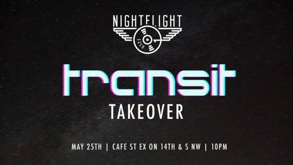 NightFlight Transit Takeover with Shaft XXL, Crispanic, Ramiro & DJ AL at Cafe Saint Ex