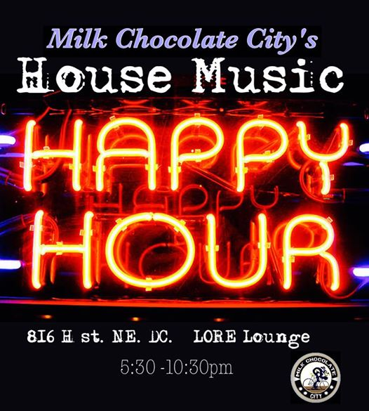 House Music Happy Hour at Mythology Restaurant & Lounge