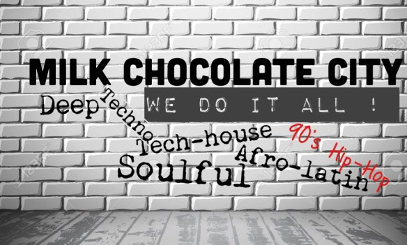Milk Chocolate City Arthur J, DJ Paul Howard, DJ V-Coch, Dromme and CHOSEN at Jimmy Valentine's Lonely Hearts Club