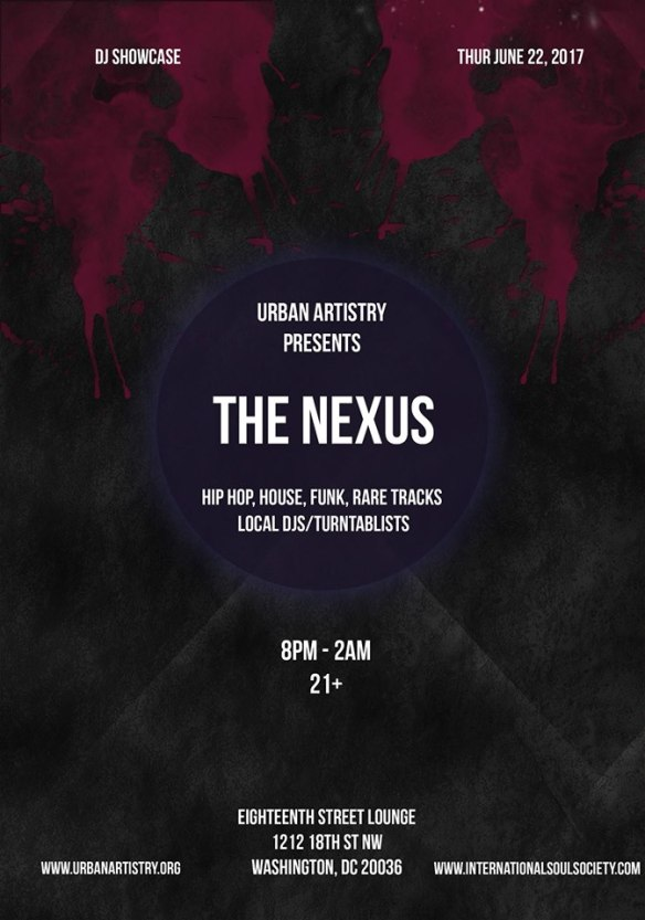 The Nexus DJ Showcase at Eighteenth Street Lounge