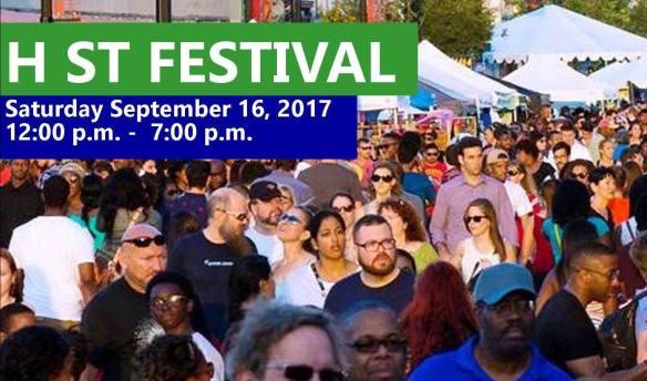 2017 H Street Festival
