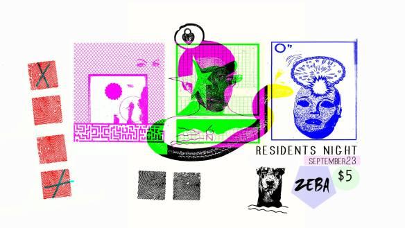 The NeedlExchange Residents Night with Bil Todd, Tommy Cornelis, Baronhawk & DJ Lisa Frank at Zeba Bar