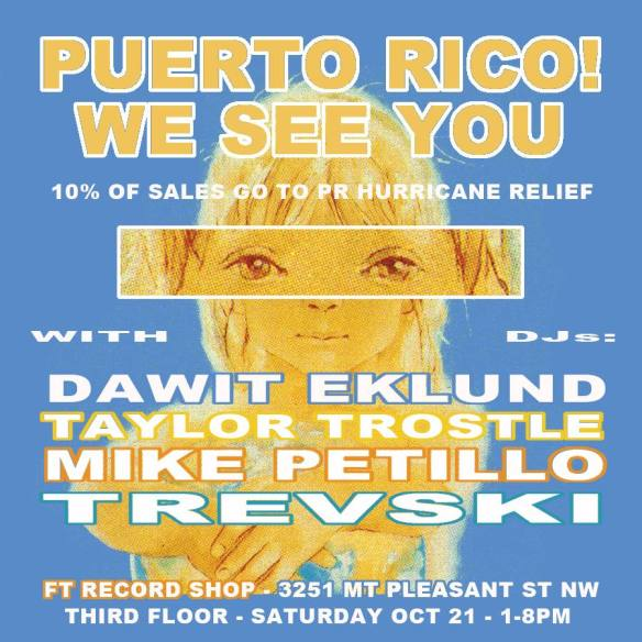 Future Times Shop - Puerto Rico! We See You with Dawit Eklund, Taylor Trostle, Michael Petillo & Trev-ski