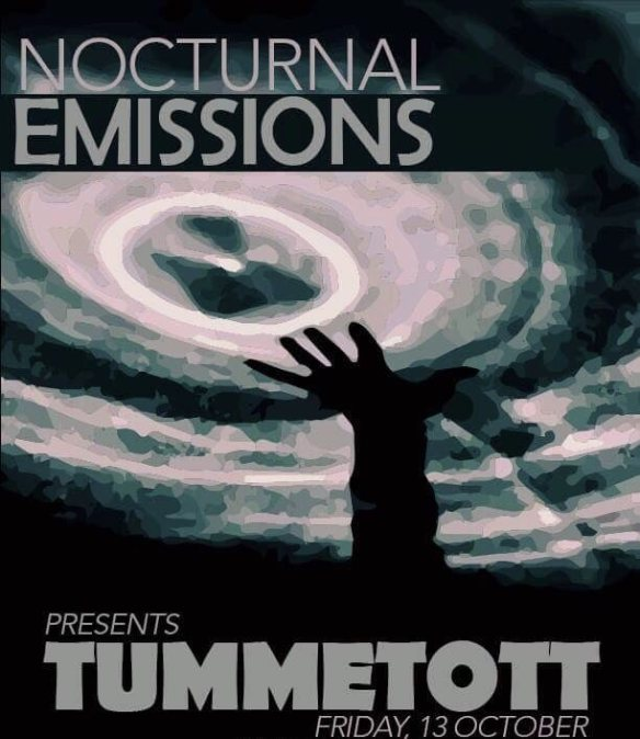 Nocturnal Emissions with Tummettott, Hakob, markintheDark & Jubilee at Warehouse Location