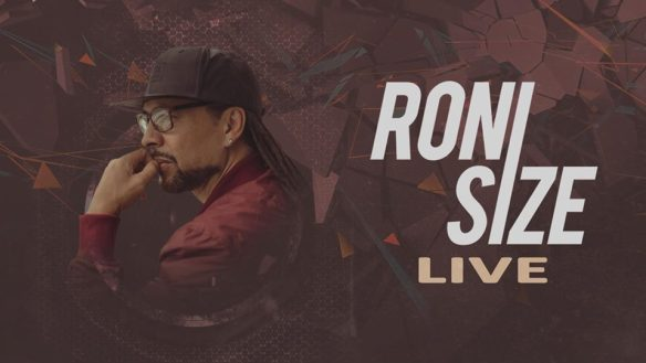 Roni Size (LIVE) with Slant vs Ken Lazee, Kian Asamoah & Brothers Brau at U Street Music Hall
