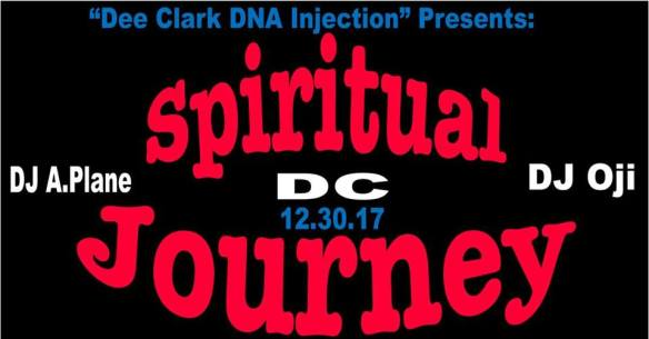 Spiritual Journey DC Returns with DJ Oji & DJ A.Plane at Red Lounge Bar & Grill