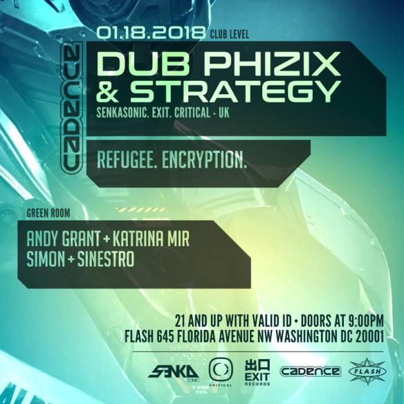cadence Dub Phizix & Strategy