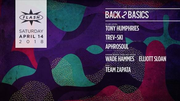back 2 basics tony humphries