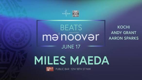 beats maneuver miles maeda