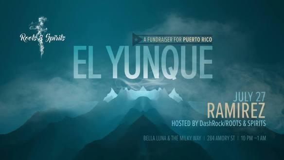 el yunque roots and spirits