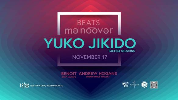 beats maneuver yuko Jikido