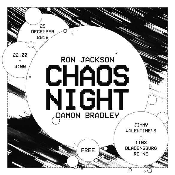 chaos night with ron jackson and damon bradley