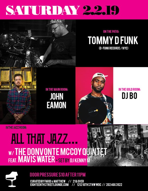 ESL Saturday with Tommy D Funk