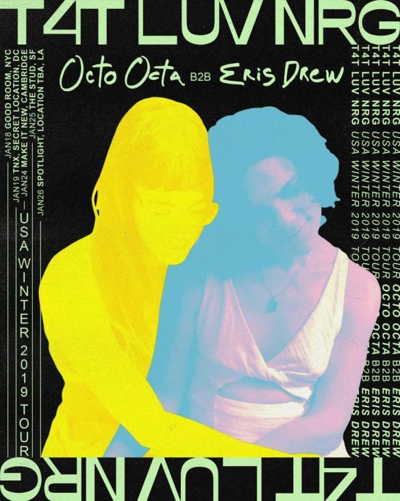 Octo Octa b2B Eris Drew