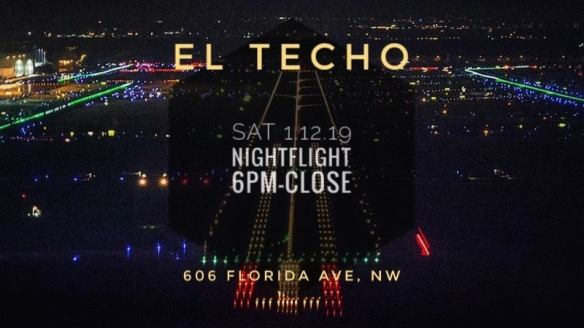 Nightflight at El Techo