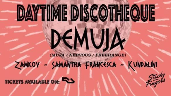 daytime discoteque demuja