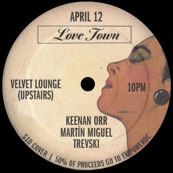 love town at velvet lounge
