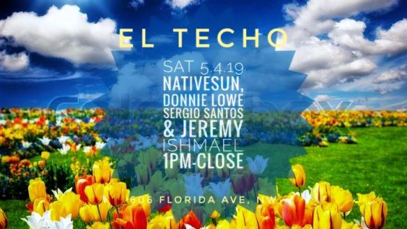 saturday at el techo