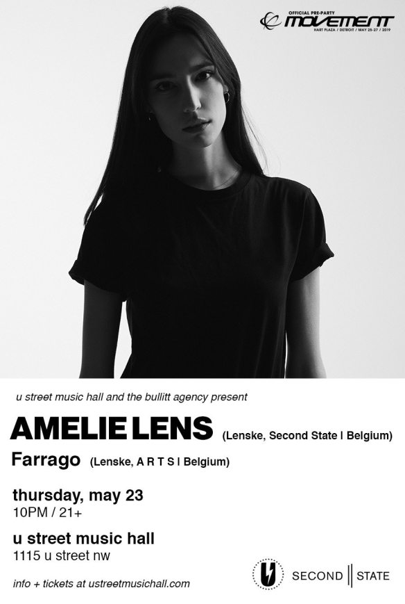Amelie Lens at U Hall