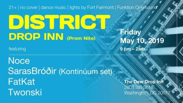 district drop inn