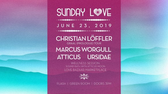 Sunday Love christian loffler