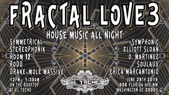 fractal love 3 at el techo
