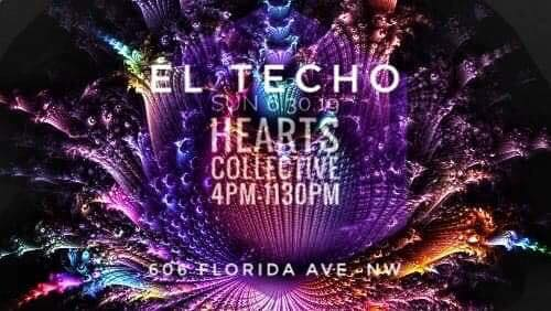 hearts collective at el techo