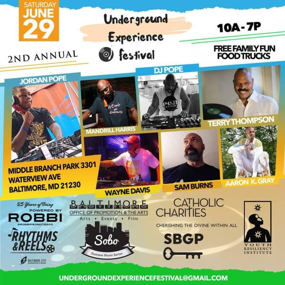underground experience festival