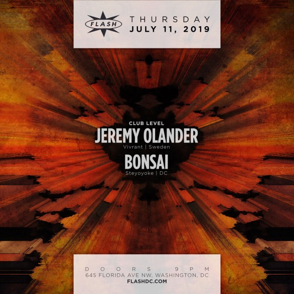 Flash with Jeremy Olander
