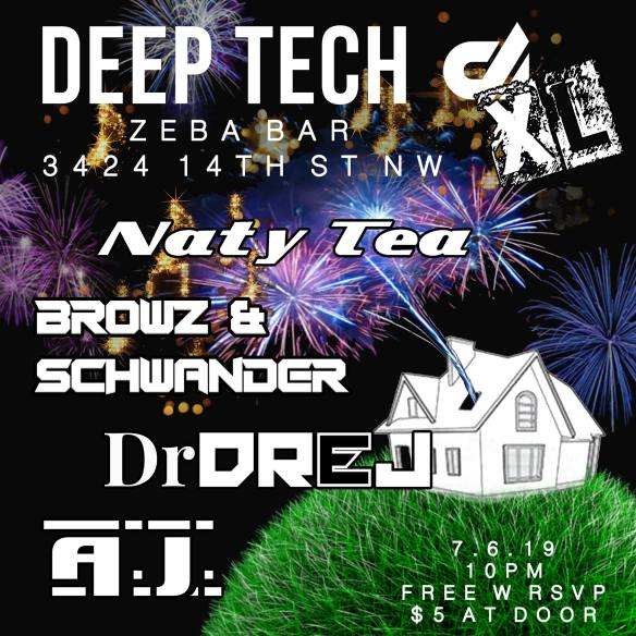deep tech xl zeba