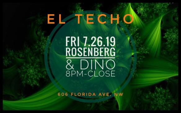 rosenburg and dino at el techo