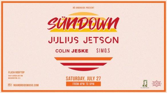 sundown julius jetson