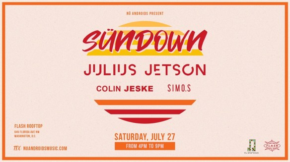 sundown julius jetson