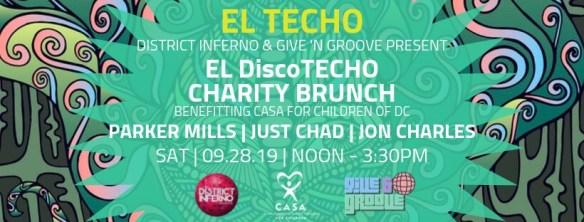 ElDiscoTecho Charity Brunch
