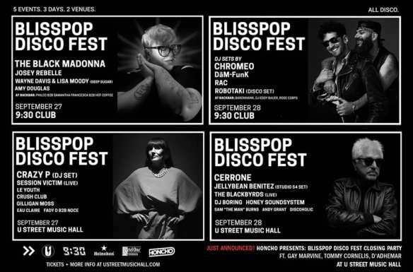 blisspop disco fest