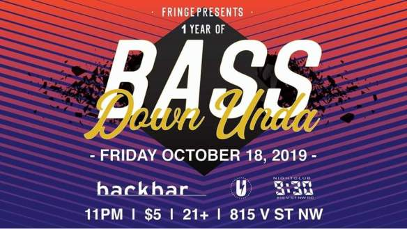 Bass down under at backbar