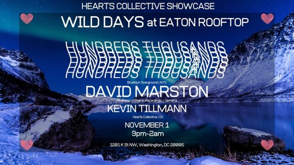 Hearts Collective at Wild Days