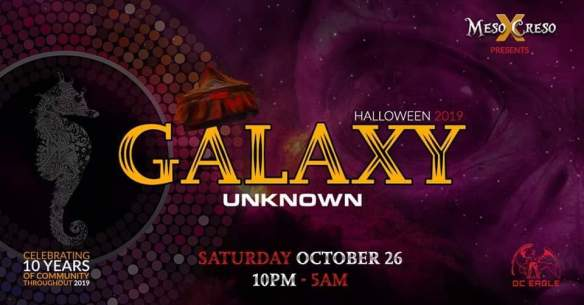 Meso Creso presents galaxy unknown