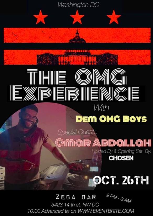 The OMG Experience