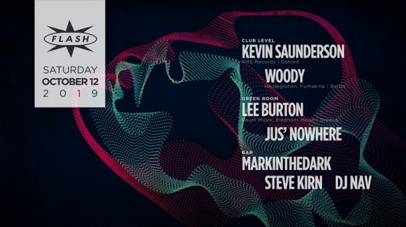 kevin saunderson and woody