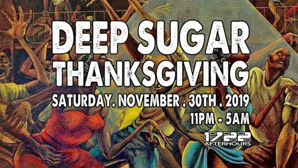 deep sugar thanksgiving