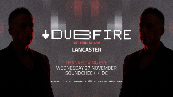 dubfire at soundcheck
