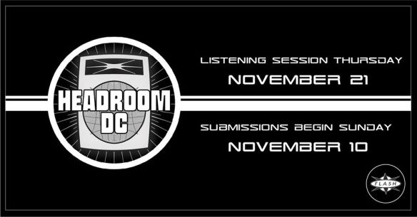 headroom listening sessions November