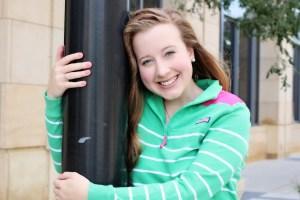 Erin Cain Grad