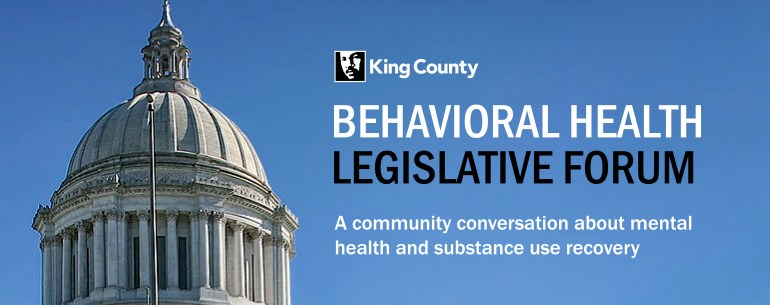 Behavioral Health Forum Banner