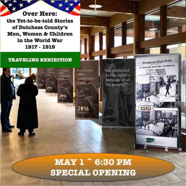Traveling Exhibition May 1 Launch