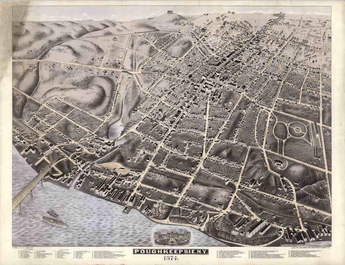Poughkeepsie 1874